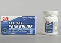 Naproxen - All day relief